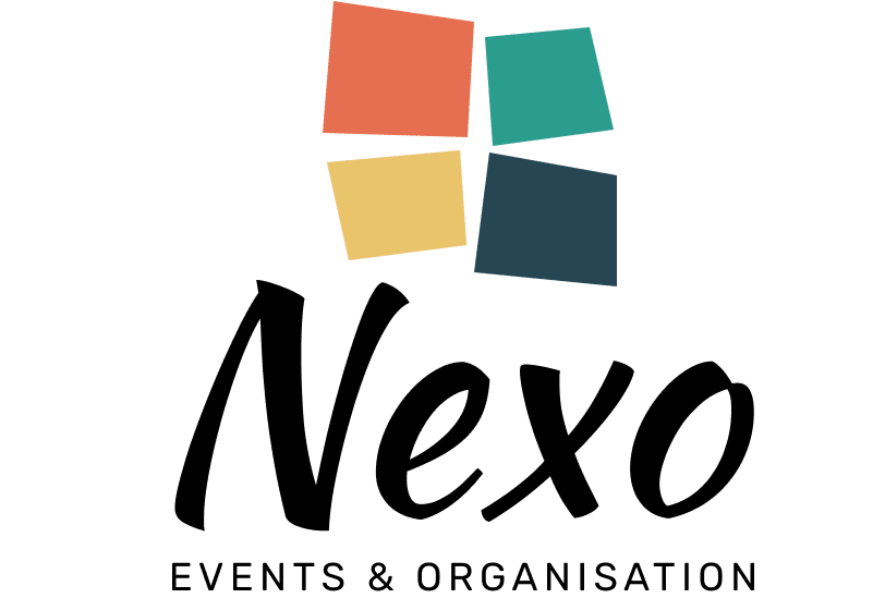 Nexo Events & Organisation Logo